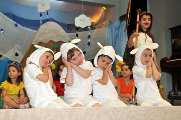 Παιδάκια των νηπίων, προνηπίων και του