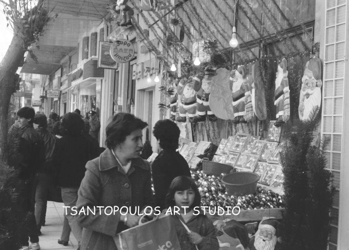 Χριστούγεννα στην παλιά Λάρισα (ΦΩΤΟ) - larissanet.gr