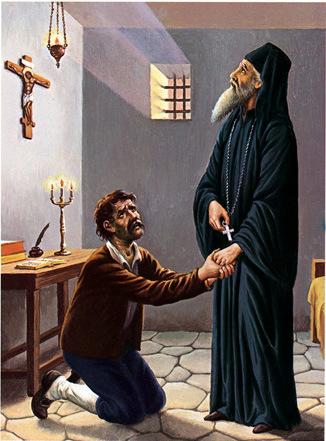 Αποτέλεσμα εικόνας για άγιος Διονύσιος φονιάς