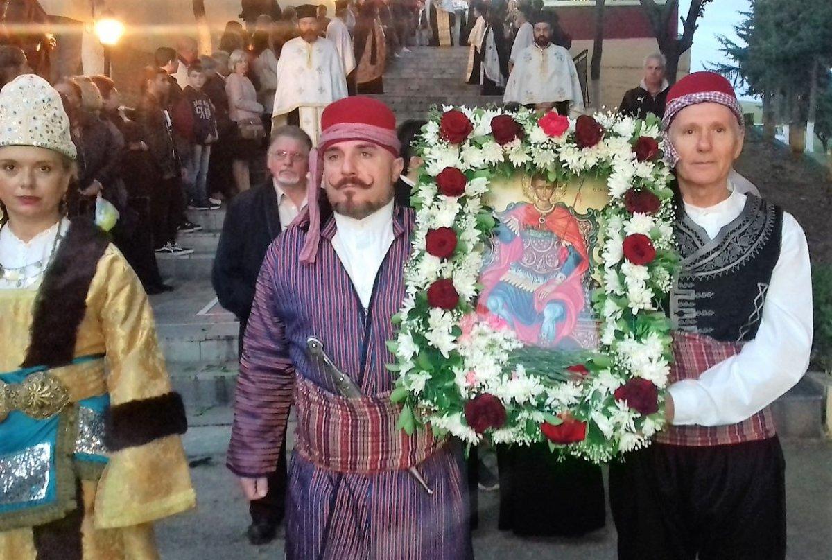 Θρησκευτικές και Πολιτιστικές εκδηλώσεις στον Πλατύκαμπο και τα Βούναινα -  larissanet.gr