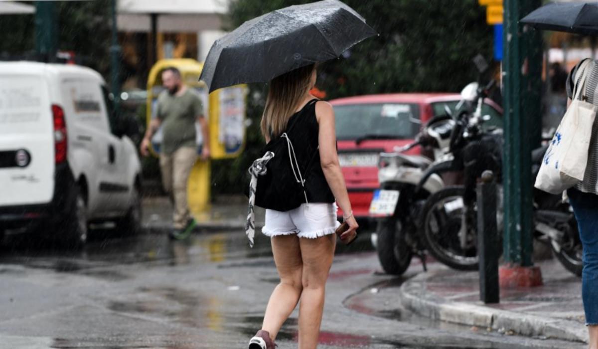 Με μπόρες και καταιγίδες αναμένεται να ξεκινήσει η εβδομάδα - larissanet.gr